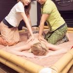 красивые фотографии парного тайского массажа