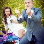 креативные идеи для свадебной фотографии с наручниками