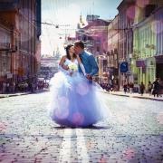 Свадебные фотосессии в Харькове, фотографии на Сумской