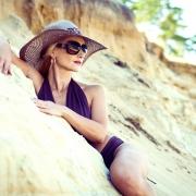 необычные фотографии в песчаных карьерах