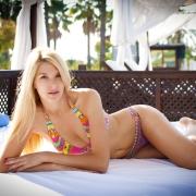 красивые фотографии моделей на пляже